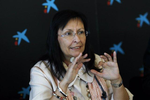 Elisa Durán, Directora General Adjunta De Fundación La Caixa