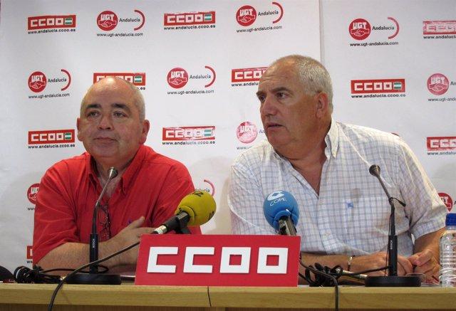 Manuel Pastrana Y Francisco Carbonero.