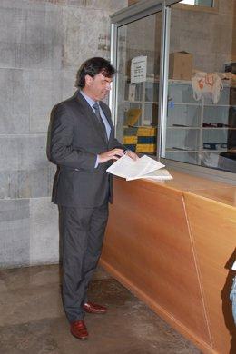 El Ex Párroco Y Candidato Arturo García