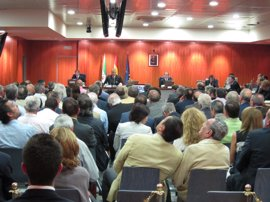 La Audiencia retoma el juicio con el último bloque en el que están acusados exediles y empresarios