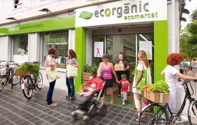 Supermercado De Ecorgànic.