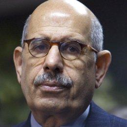 Mohamed Elbaradei director general AIEA