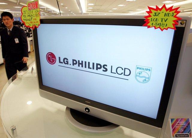 Recurso De Una Televisión De La Marca Holandesa Philips