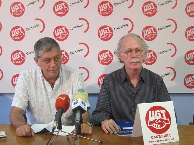 Representantes De FETE-UGT