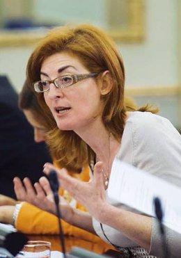 Maite Pagazaurtundua, Presidenta De La Fundación De Víctimas Del Terrorismo