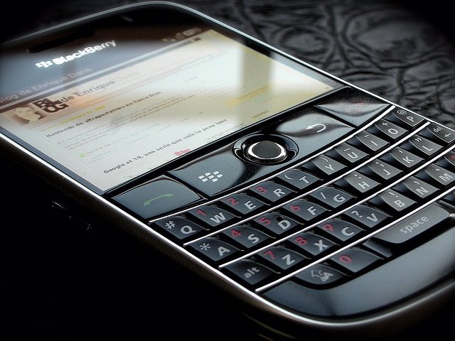 Blackberry, Por Edans Flickr Cc