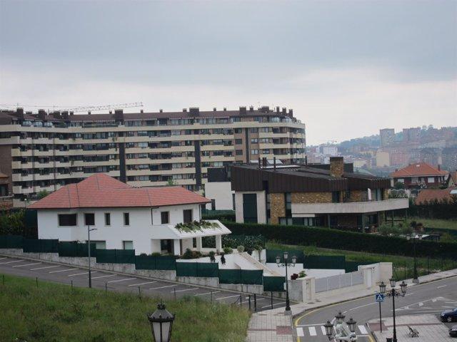 Viviendas Oviedo