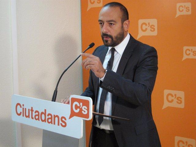 Jordi Cañas (C's)