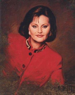 Retrato de Rocío Dúrcal