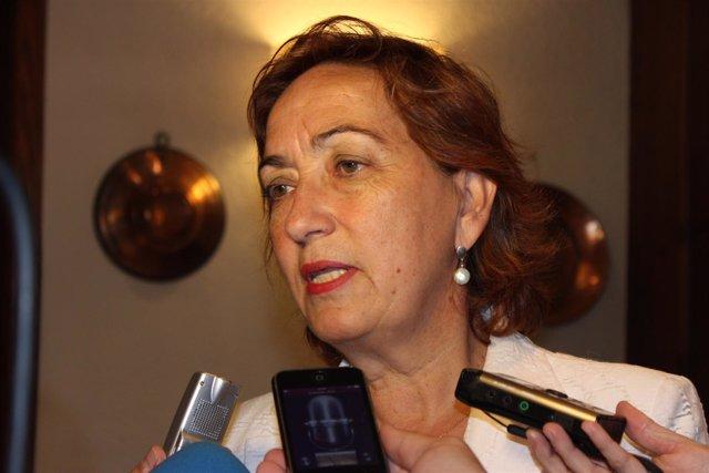 MARIA LUISA SORIANO MARTÍN MICROFONOS