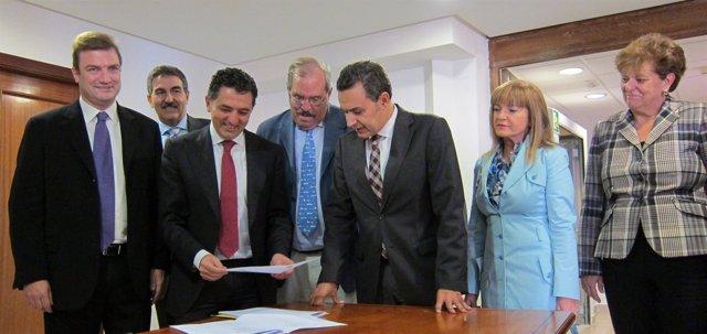 Candidatura Del PP La Rioja Al Senado Y Al Congreso