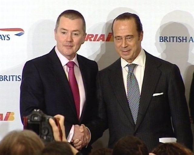 Antonio Vázquez Y Willie Walsh