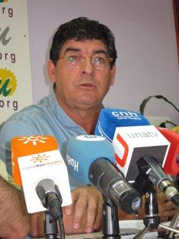 Diego Valderas.