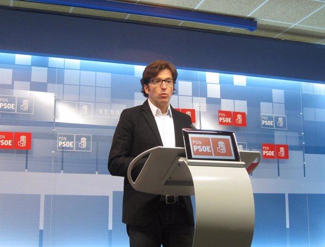 El Concejal Y Diputado Del PSN Juan Moscoso Del Prado.