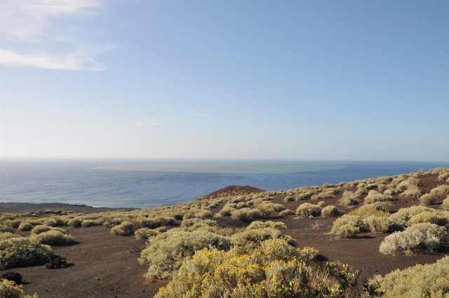 Vista Desde La Restinga, El Hierro