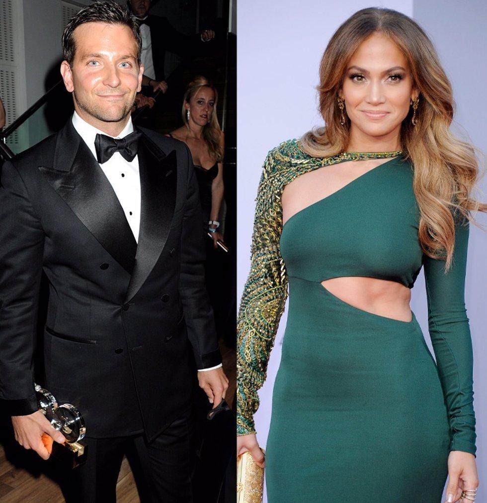 Montaje Bradley Cooper Y Jennifer Lopez