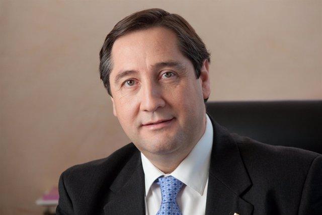 El Conseller De Agricultura, Josep Maria Pelegrí