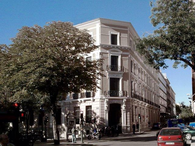 Sede De BMN En Madrid