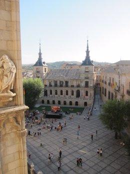 Plaza Del Ayuntamiento Toledo