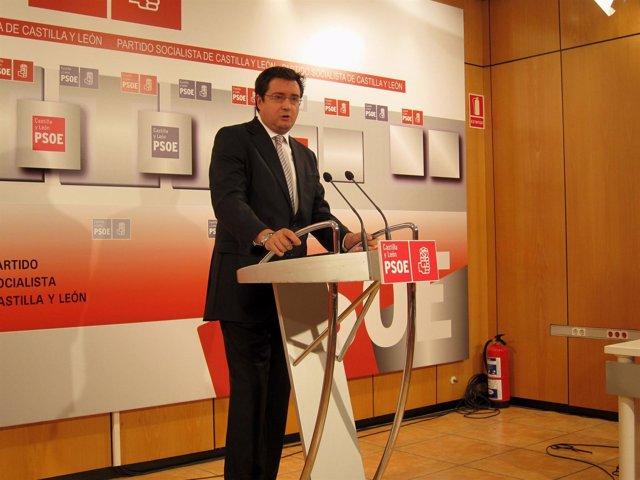 Óscar López, Al Término De La Comisión Ejecutiva Regional