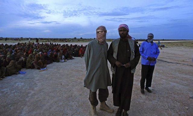 Miembros De Al Shabaab
