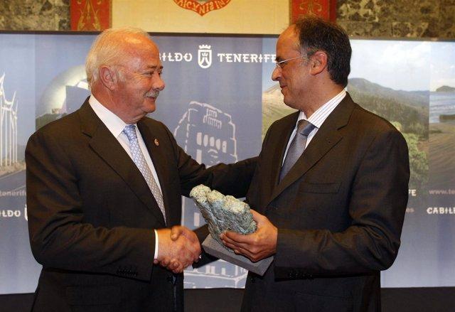 Premio Especial De Telecomunicaciones Al Cabildo De Tenerife