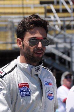 El Piloto De Automovilismo, Adrián Campos Jr.