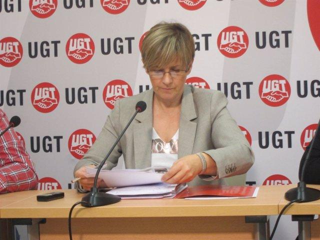 Secretaria General FSP-UGT