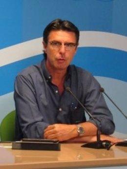 El Presidente Del PP Canario, José Manuel Soria
