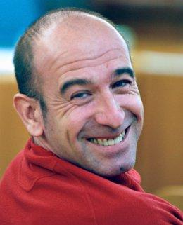 El Miembro De ETA Ibon Iparraguirre, Durante El Juicio En La Audiencia Nacional