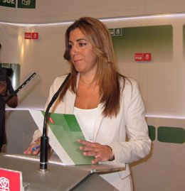 Susana Díaz, Este Lunes En Rueda De Prensa