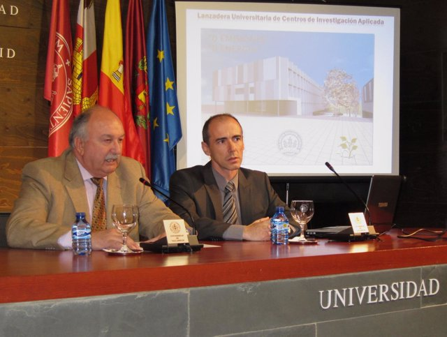 Presentación Del Diseño Del Edificio Lucia De La UVA