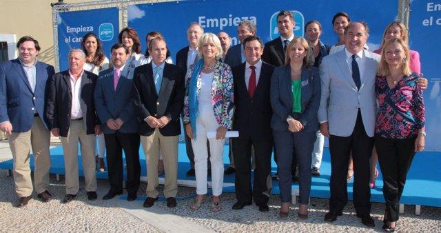 Candidatura Del PP De Cádiz Al Congreso Y El Senado