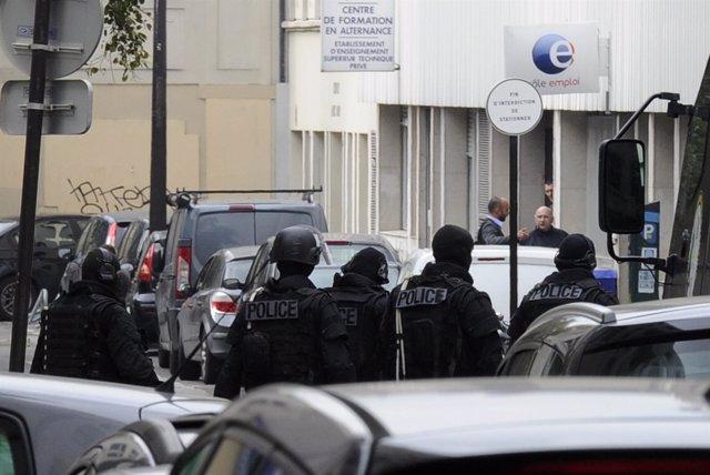 Oficina De Empleo De París
