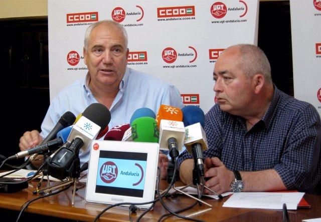 Carbonero Y Pastrana, Hoy En Rueda De Prensa En Sevilla