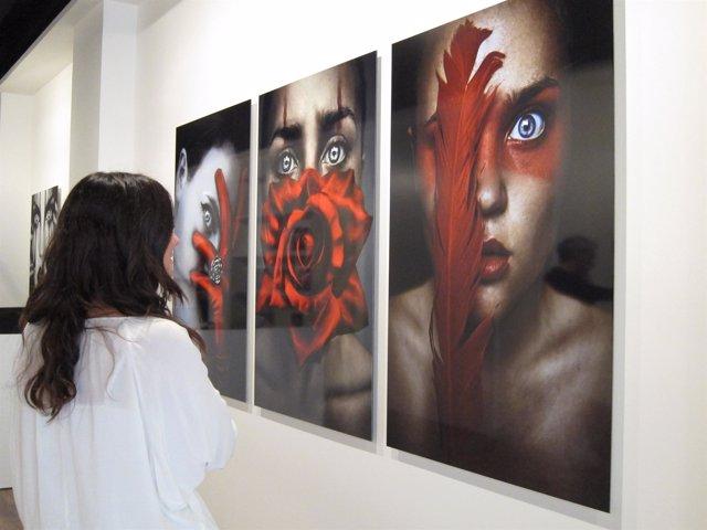 Fotografías De Cristina Otero En La Kir Royal Gallery De Valencia.