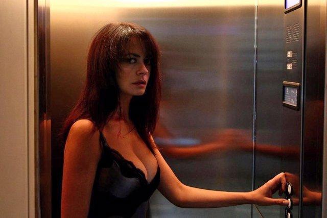 Maria Grazia Cucinotta En 'Transgression'