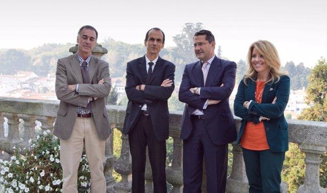 Presentación Del Fórum Gastronómico Santiago 2012