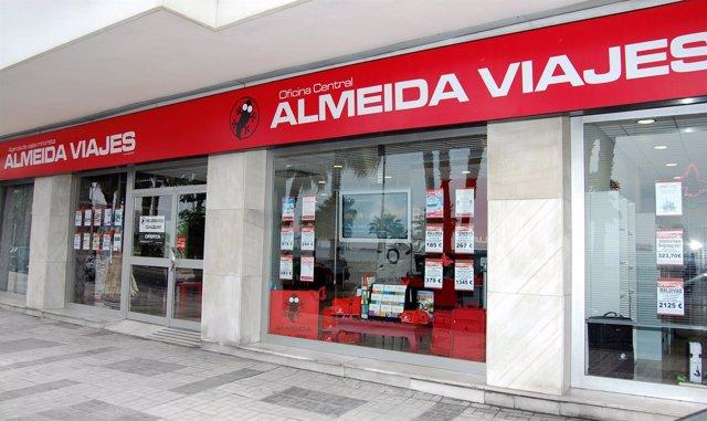 Agencia Viajes Málaga Andalucía Franquicias