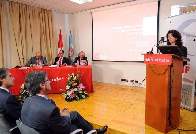 Inauguración Del Máster De Banca