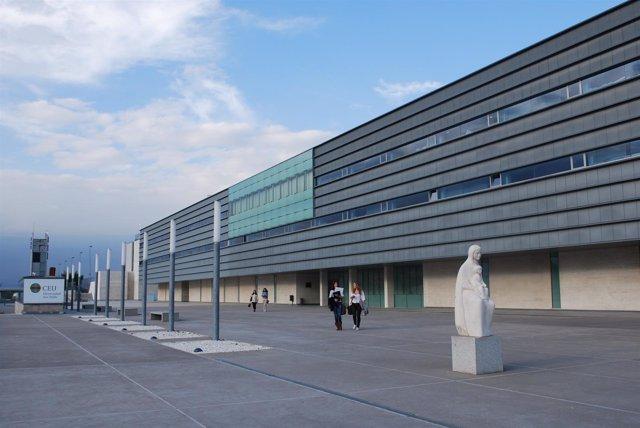 Campus De Montepríncipe Del CEU
