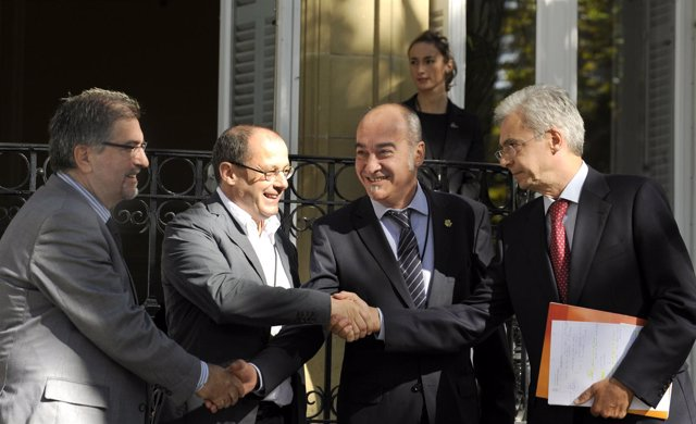 Conferencia De Paz En Euskadi