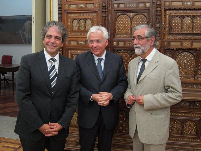 Reunión Del Consejo De Dirección Del Institut Ramon Llull