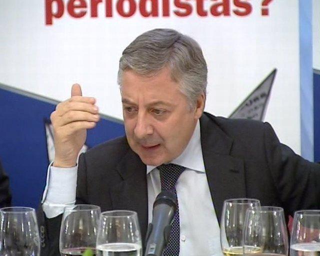"""Blanco asegura que el fin de ETA """"está más cerca"""""""