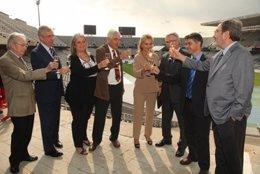 Conmemoración Del 25 Aniversario De La Proclamación De Los Juegos De Barcelona