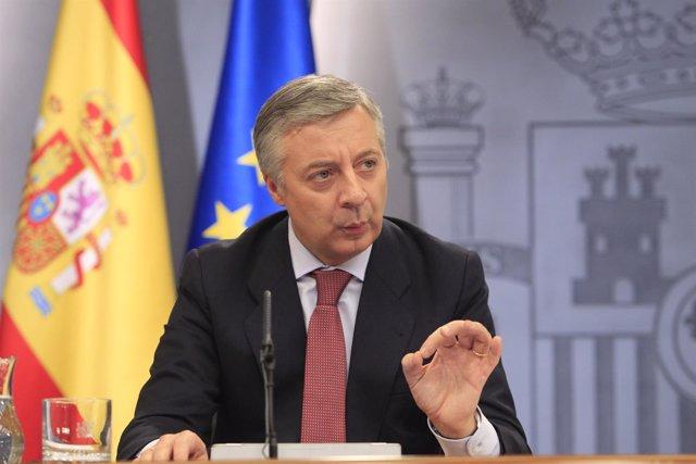 Vicepresidente Del Gobierno, José Blanco