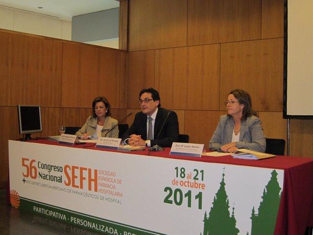 Presentación Del Congreso De Farmacia Hospitalaria