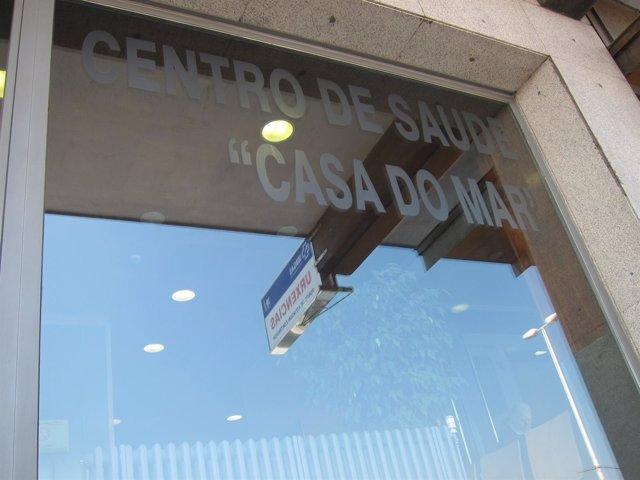 Centro De Salud 'Casa Do Mar' A Coruña