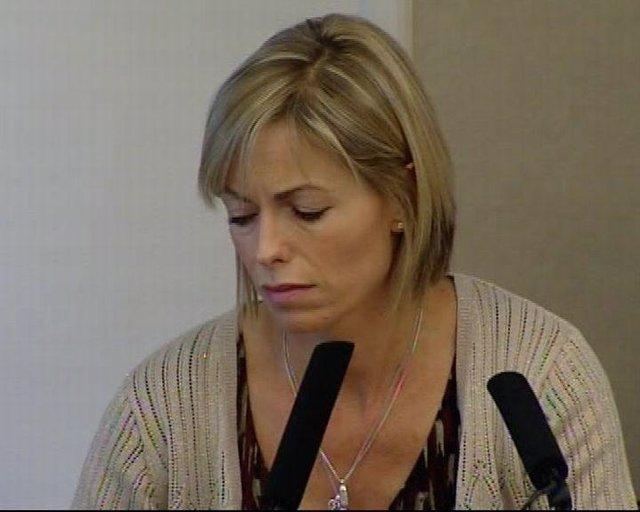 Kate Mccann, En La Presentación Del Libro 'Madeleine'