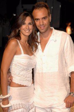 Nuria Fergo y José Manuel Maíz